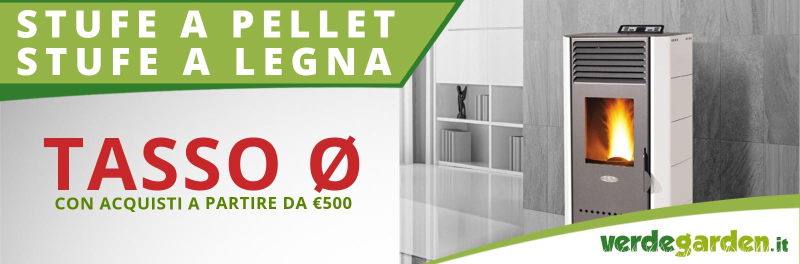Offerte stufe in vendita su verdegarden - Stufe a legna occasione ...