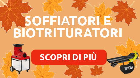 Soffiatori e biotrituratori IT