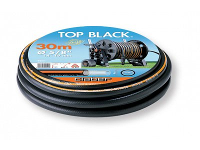 Claber Tubo irrigazione Mt. 30 Top Black Claber