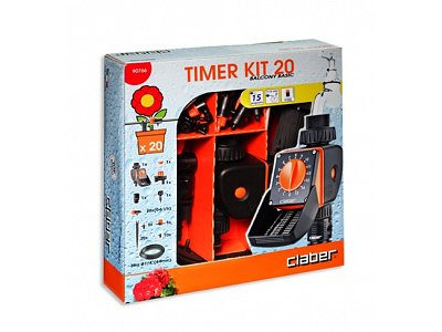 Claber Timer Kit 20 Logica Claber