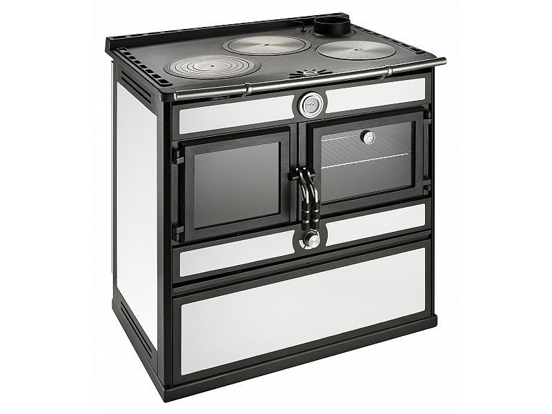 Cucina termo a legna 29 kw mod carla elledi elledi stufe - Stufa a combustibile liquido opinioni ...