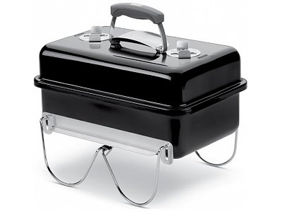 Weber Barbecue a carbone nero Weber mod. Go Anywhere