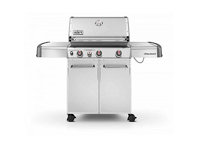 Weber Barbecue a gas Weber Genesis S-330 GBS Inox