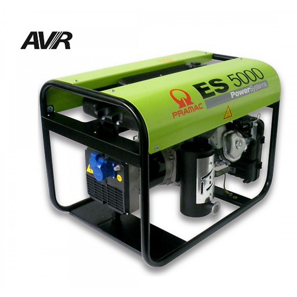 Generatore monofase pramac es5000 avr motore honda gx270 for Piscine b24