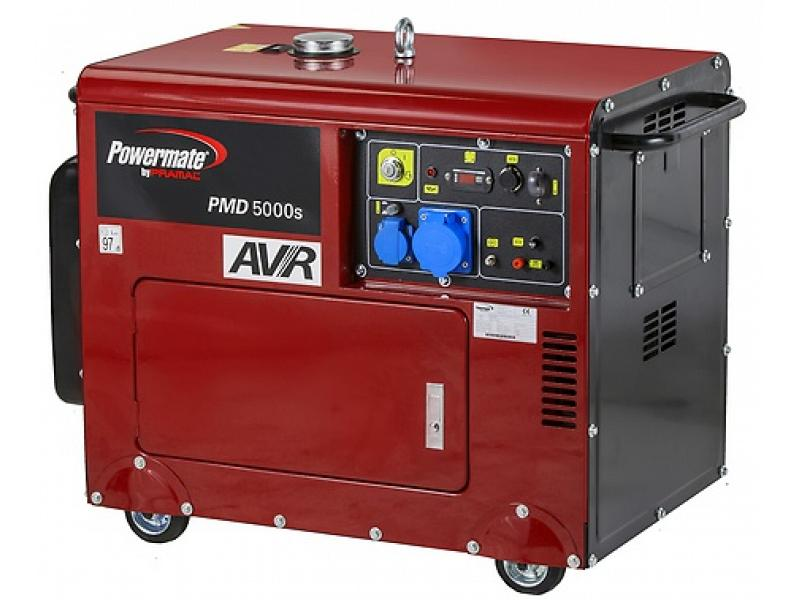 Schema Elettrico Quadro Ats : Generatore diesel pmd s pramac avviamento elettrico