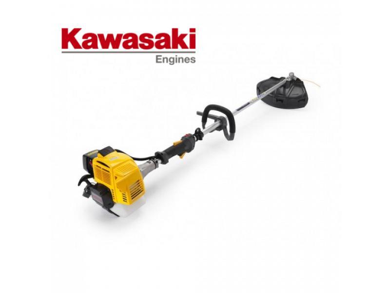 Decespugliatore professionale kawasaki tj53e stiga sbc 653 k con motore da  53,2 cc Stiga