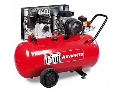 Fini Compressore cinghia Professionale Fini Advanced 90 Litri