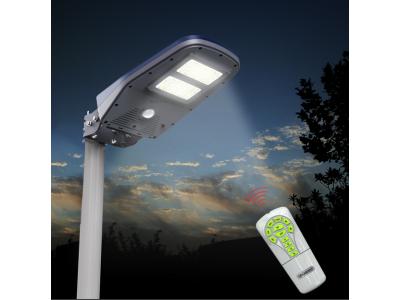 Illuminazione ad energia solare