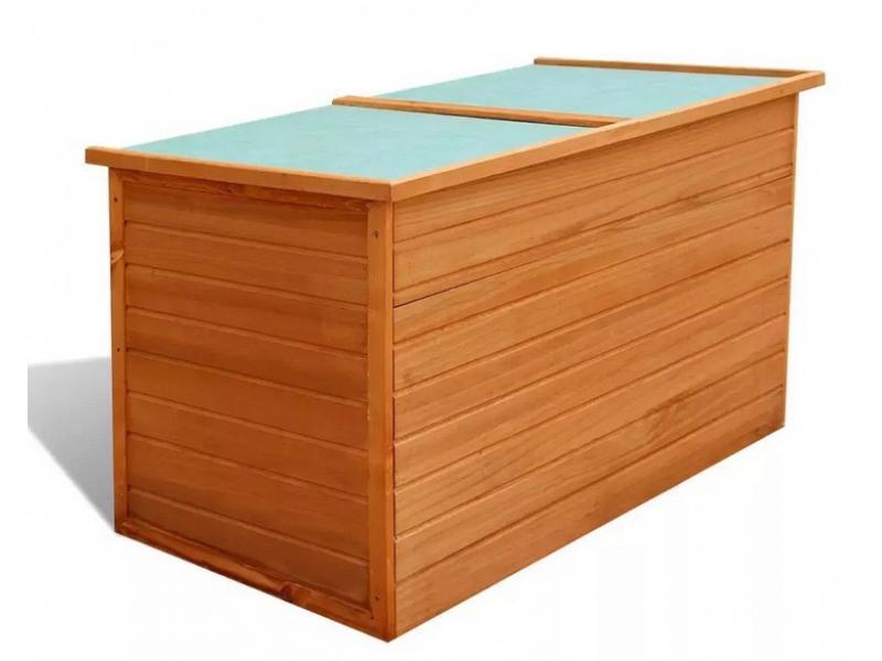 Cassa da esterno per ricovero attrezzi in legno Verdegarden