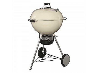 Weber New 2019 BBQ Weber a carbone Master Touch E-5750 Ivory 57 cm nuova versione