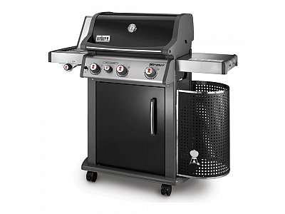 Weber Barbecue Weber a gas Spirit Premium Black E-330 GBS