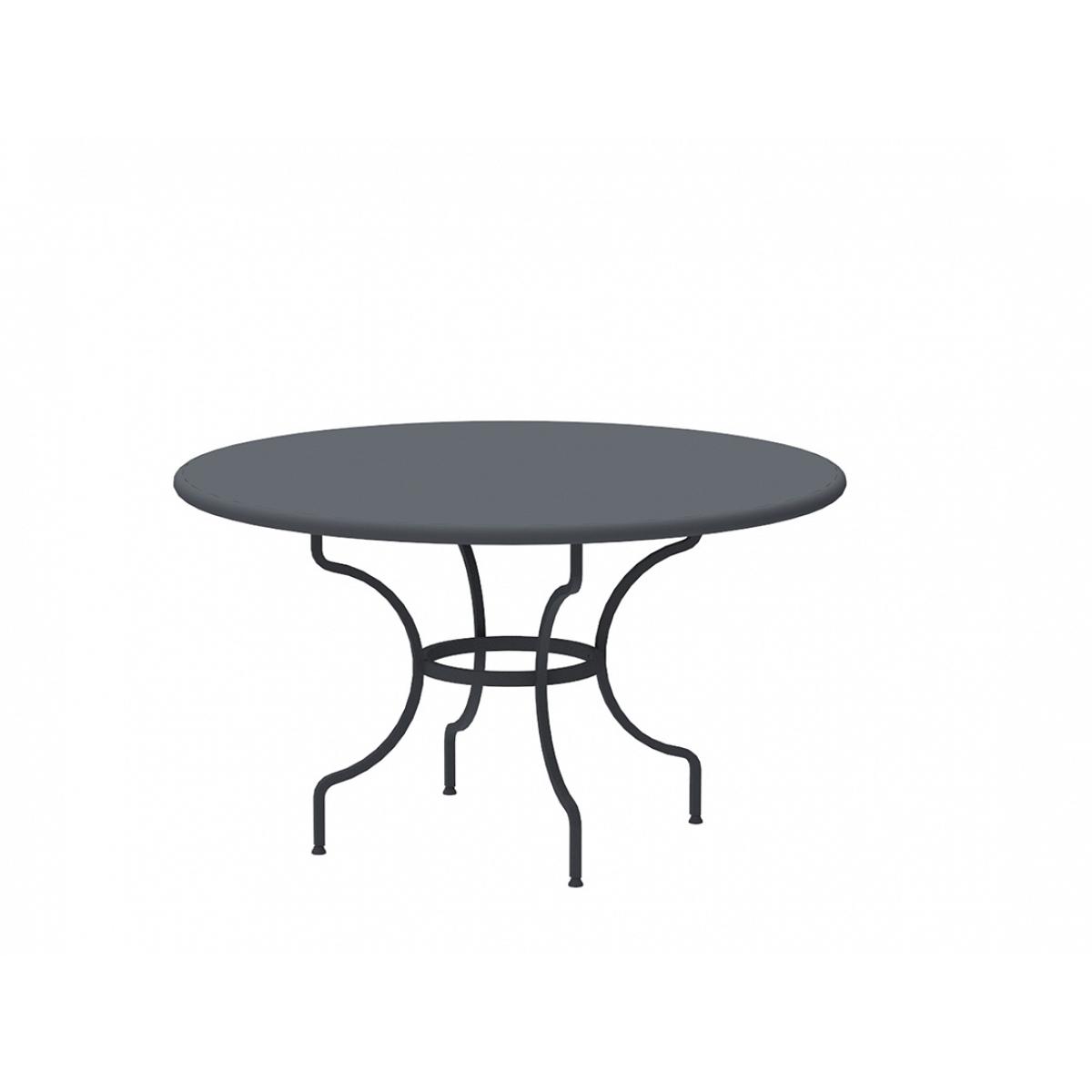 Tavolo rotondo da esterno vermobil mod.tosca diam. 145 cm