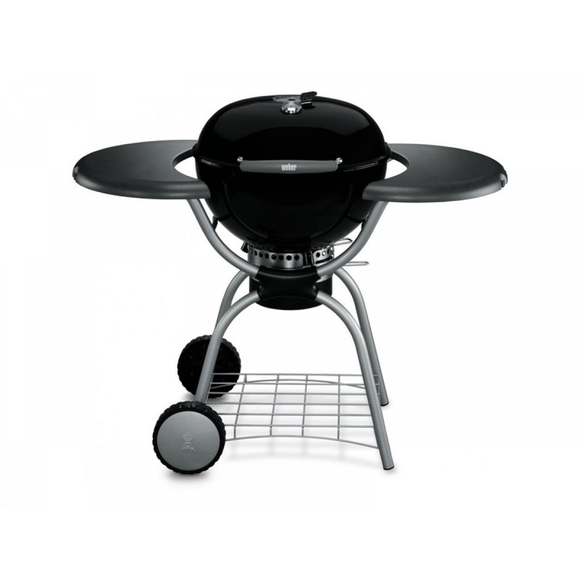 Barbecue a carbone weber con termometro integrato for Barbecue weber one touch premium