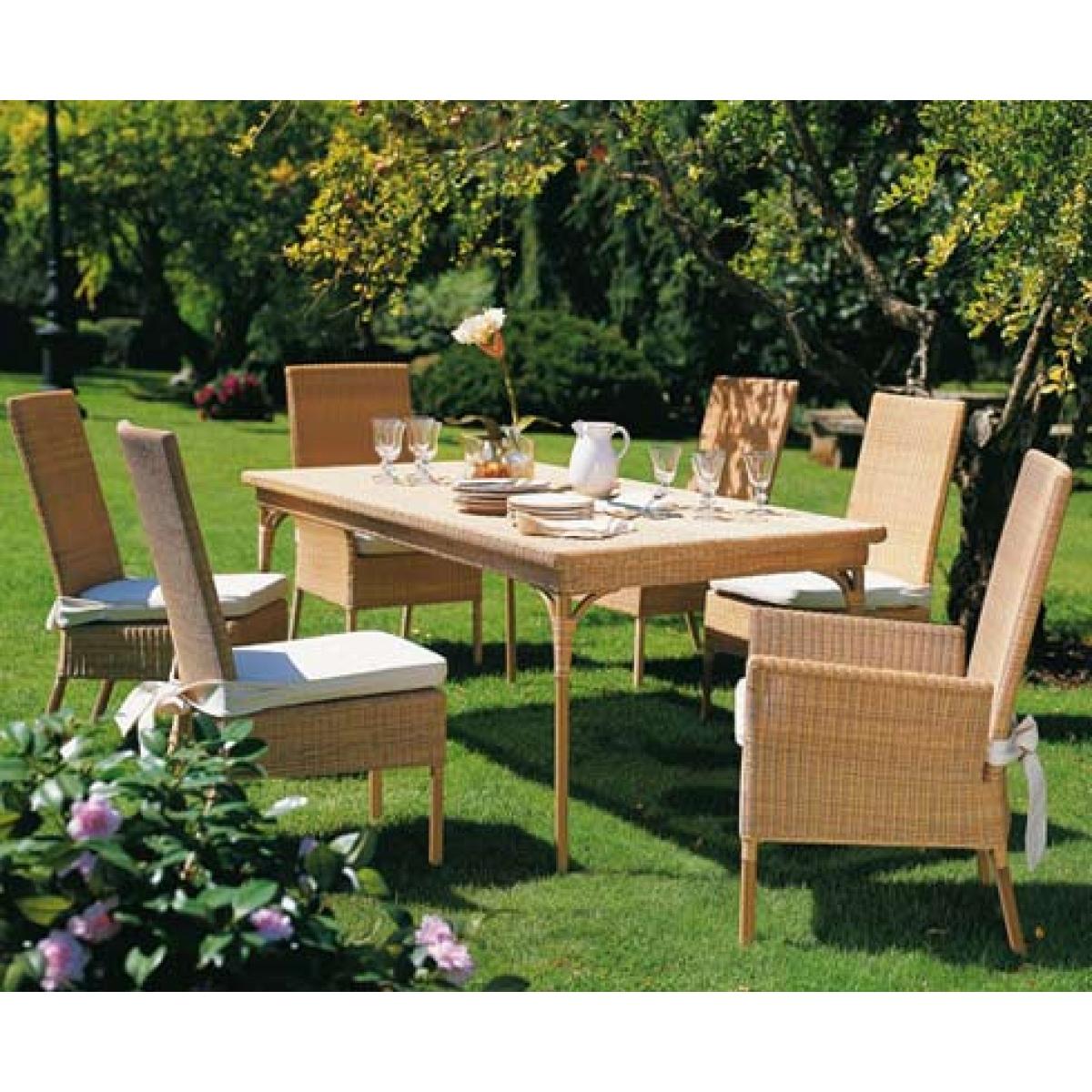 Tavoli in vendita su verdegarden for Vendita arredi da giardino