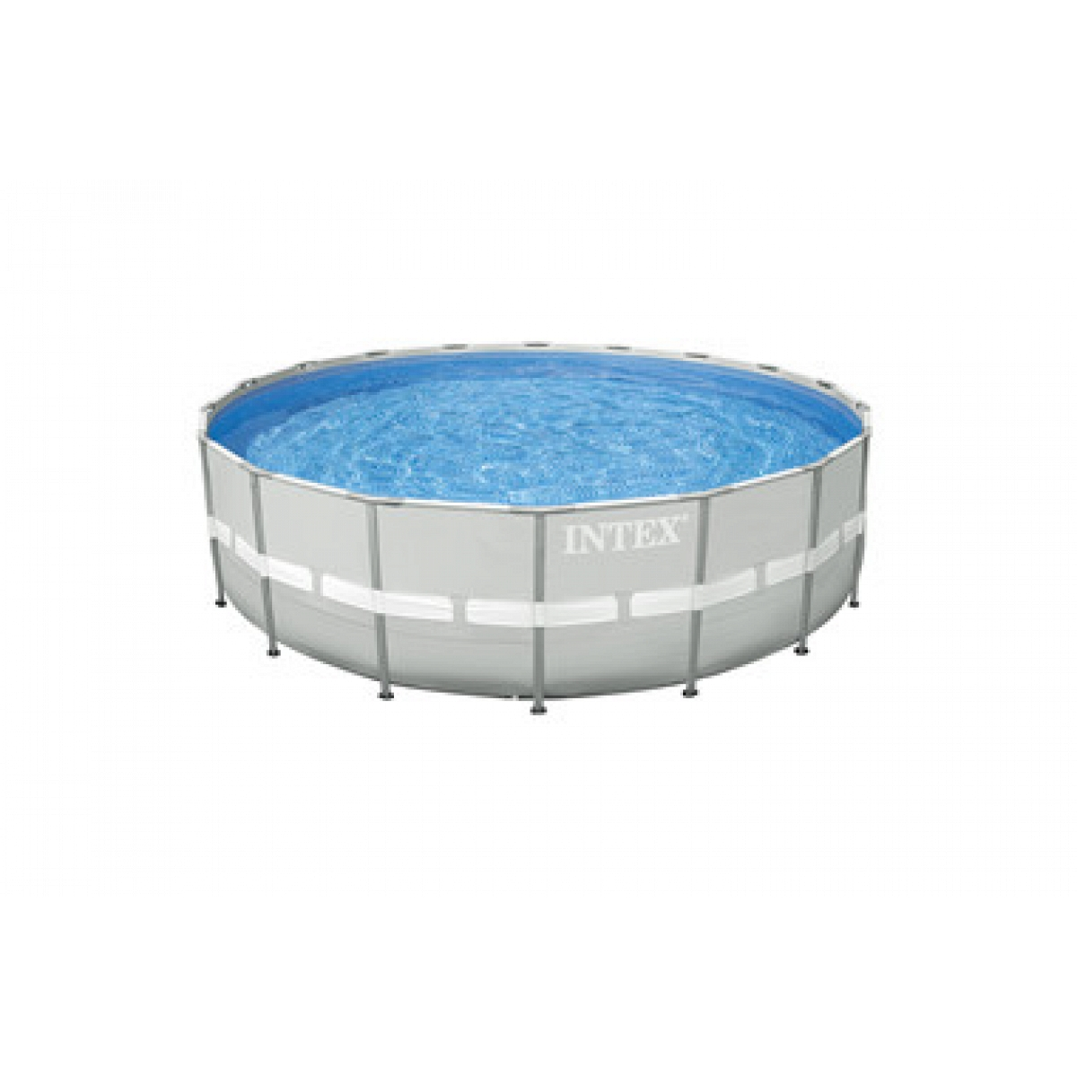 Piscina tonda fuoriterra intex 488x122 mod ultra frame con - Filtri per piscine fuori terra ...