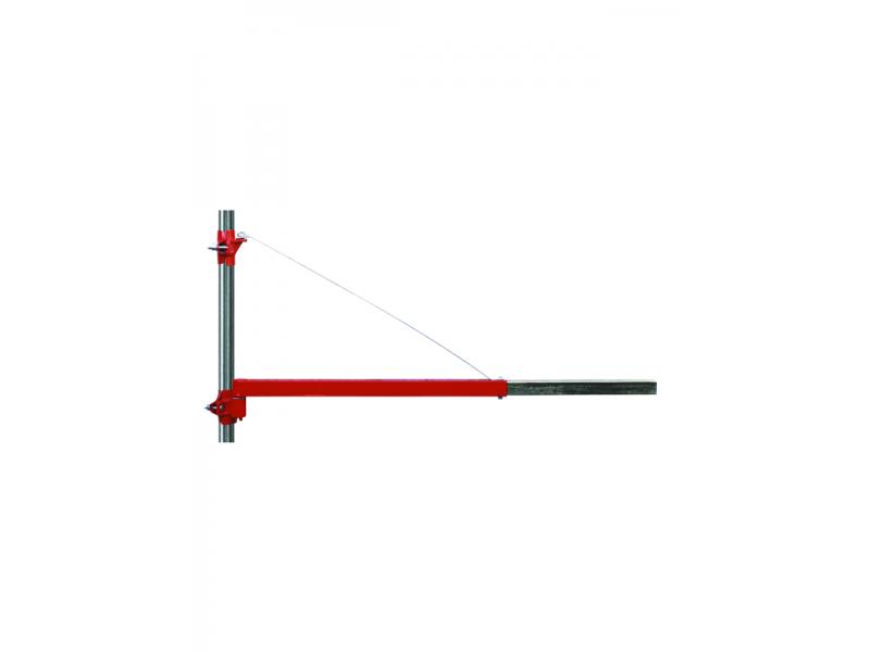 Supporto a bandiera per paranco elettrico excel ebay for Paranco elettrico con supporto a bandiera