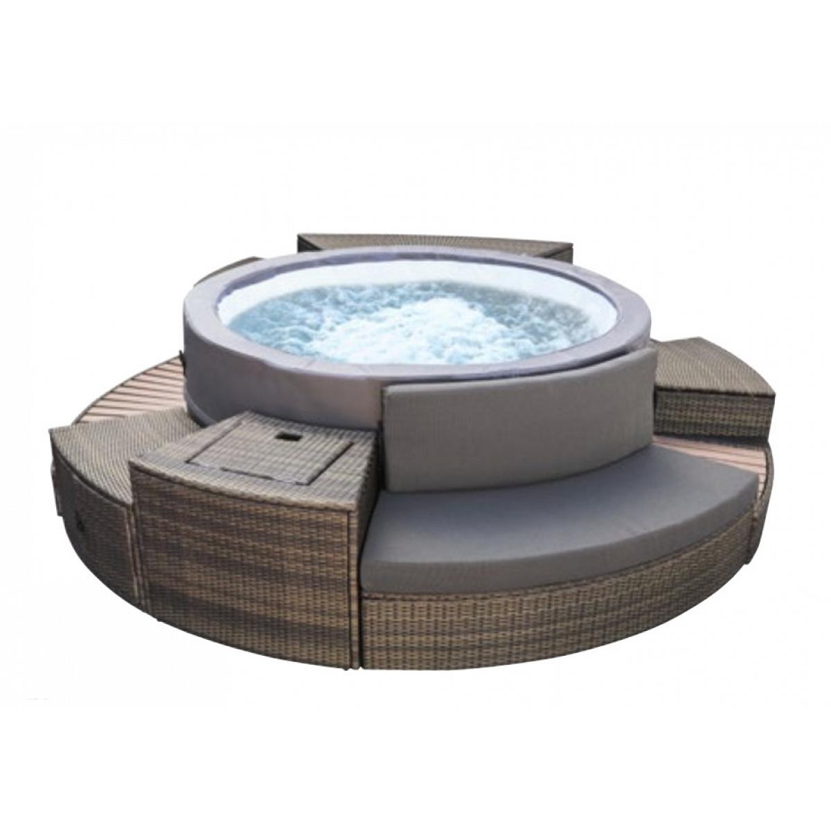 Mobili per spa vita premium poolstar piscine fuori terra for Mobili spa