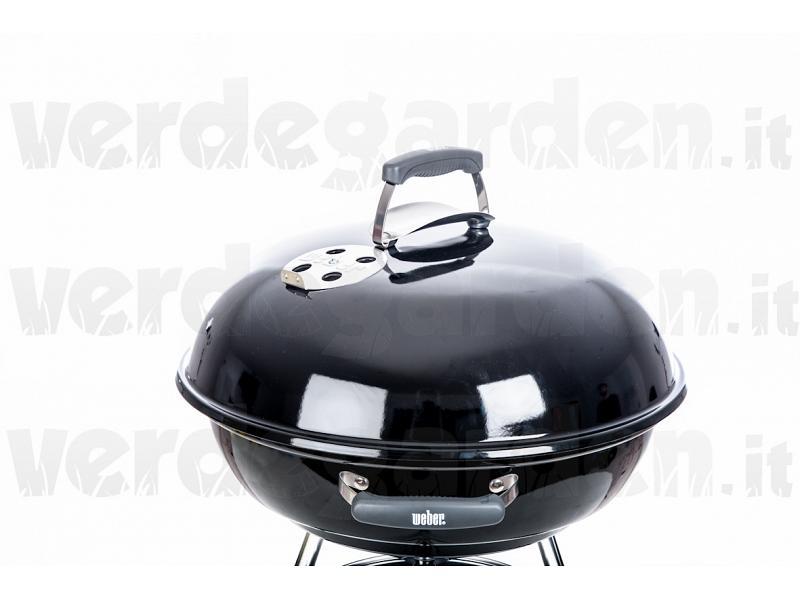 barbecue a carbone weber compac kettle 57 cm. Black Bedroom Furniture Sets. Home Design Ideas