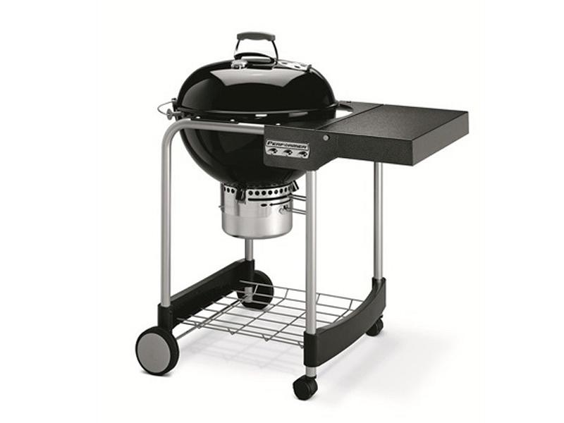 barbecue performer original 57 cm black gbs weber weber. Black Bedroom Furniture Sets. Home Design Ideas