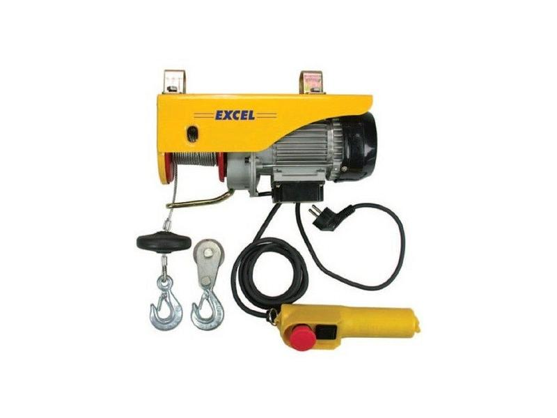 Paranco elettrico kg 200 400 excel excel paranchi for Paranco elettrico 1000 kg