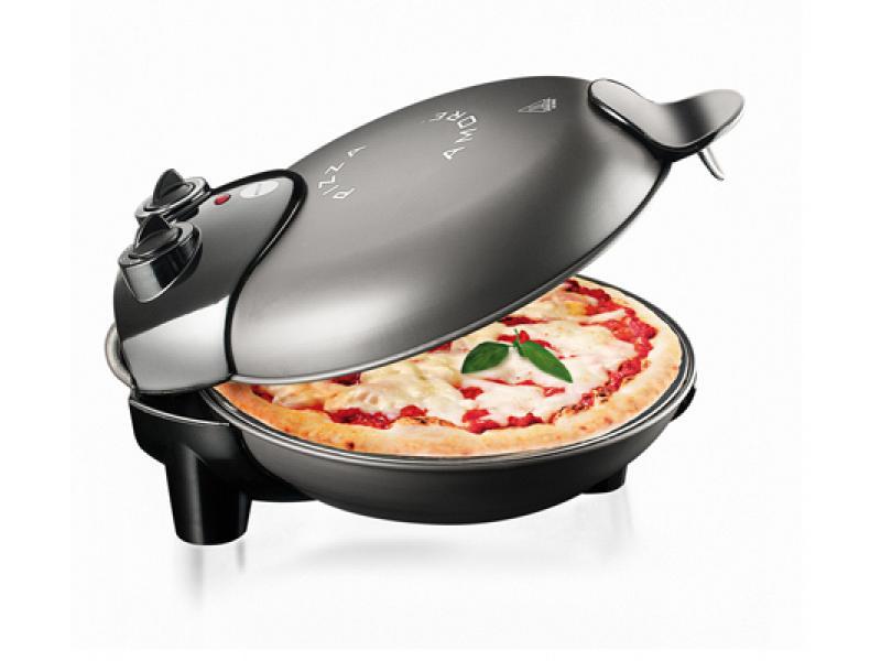 Forno elettrico per pizza macom nero 1000 watt - Miglior forno elettrico per pizzeria ...