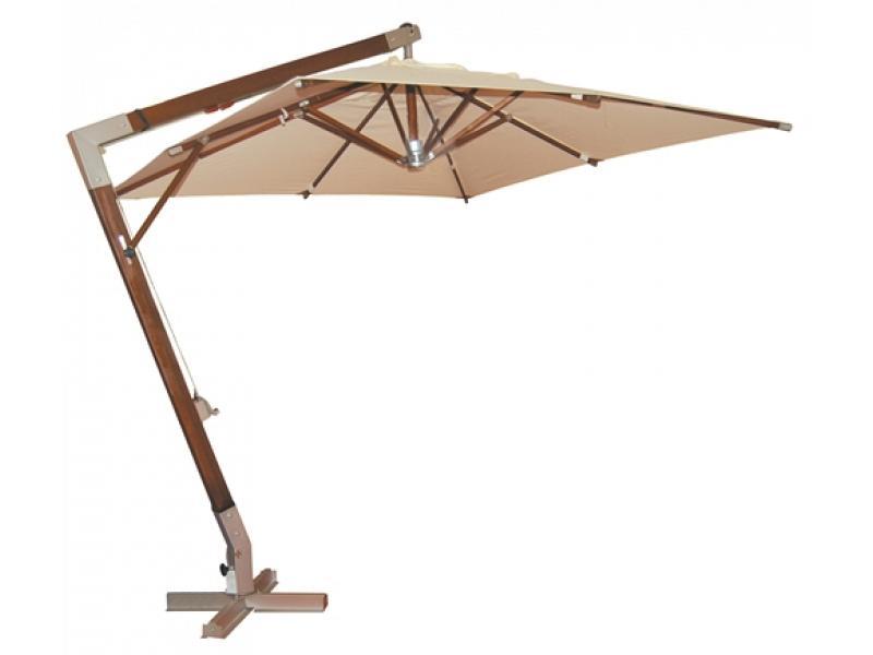 Ombrellone da giardino con braccio laterale mod helios 4x4 - Ombrelloni da giardino usati ...