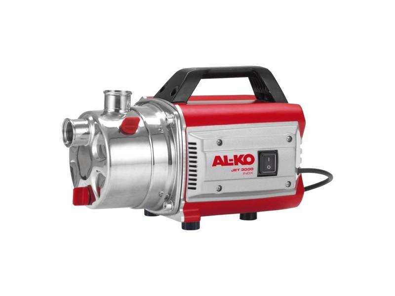 Pompa da giardino elettrica al ko 650w mod jet 3000 inox - Pompa per irrigazione giardino ...