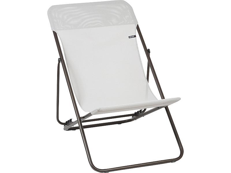 coppia di sedie maxi transat nuage lafuma lafuma sedie in. Black Bedroom Furniture Sets. Home Design Ideas