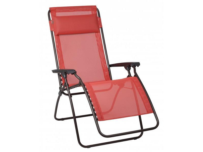 sedia a sdraio r clip rhodo lafuma lafuma sedie sdraio in. Black Bedroom Furniture Sets. Home Design Ideas