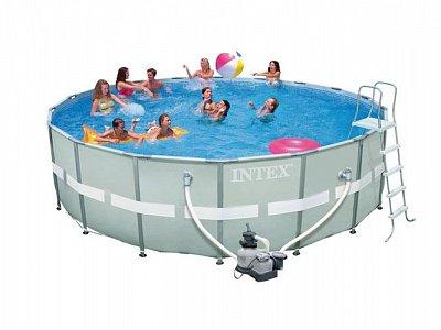 Piscine fuori terra e accessori - Accessori piscine intex ...