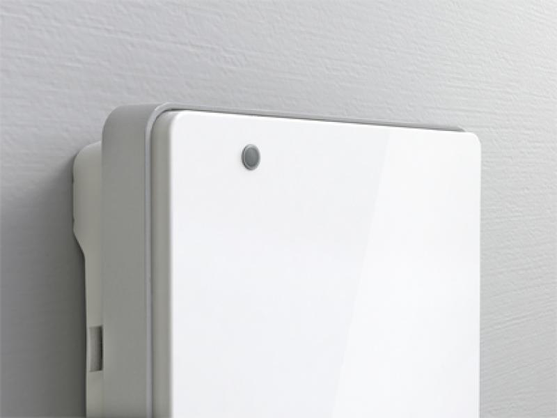 Termoventilatore da bagno con timer radialight mod. folio -