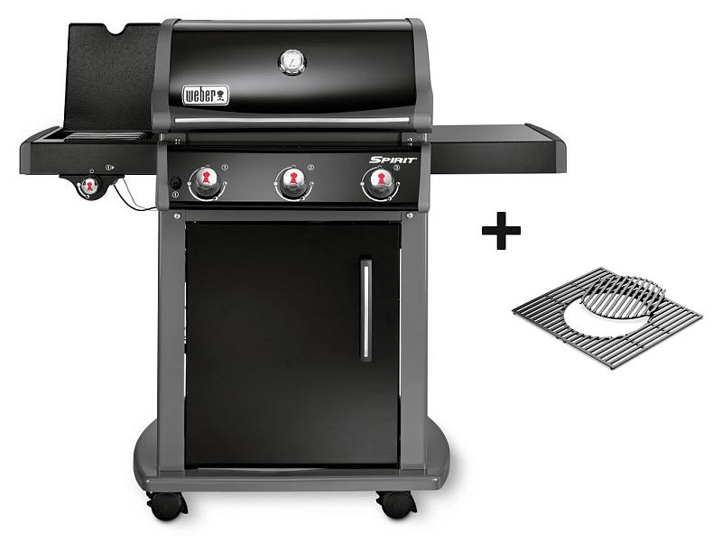 barbecue a gas spirit original e 320 weber weber serie. Black Bedroom Furniture Sets. Home Design Ideas