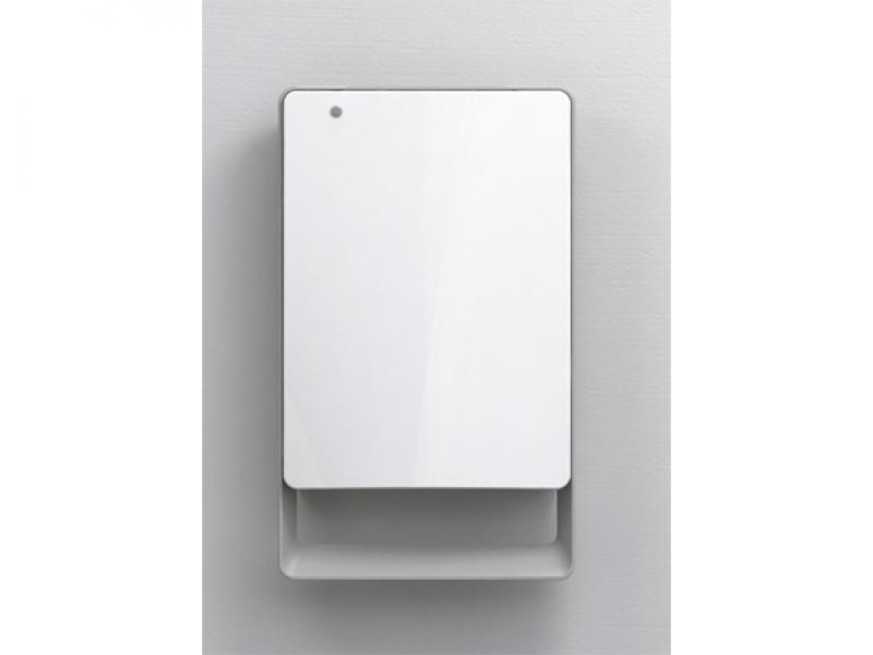 Termoventilatore da bagno con timer radialight mod folio for Termoventilatore bagno