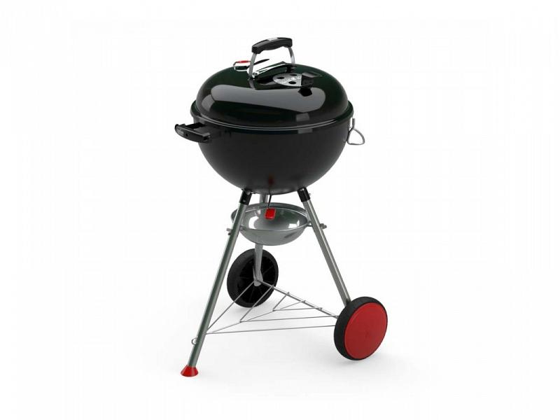 weber barbecue original kettle plus gbs 47 cm weber. Black Bedroom Furniture Sets. Home Design Ideas