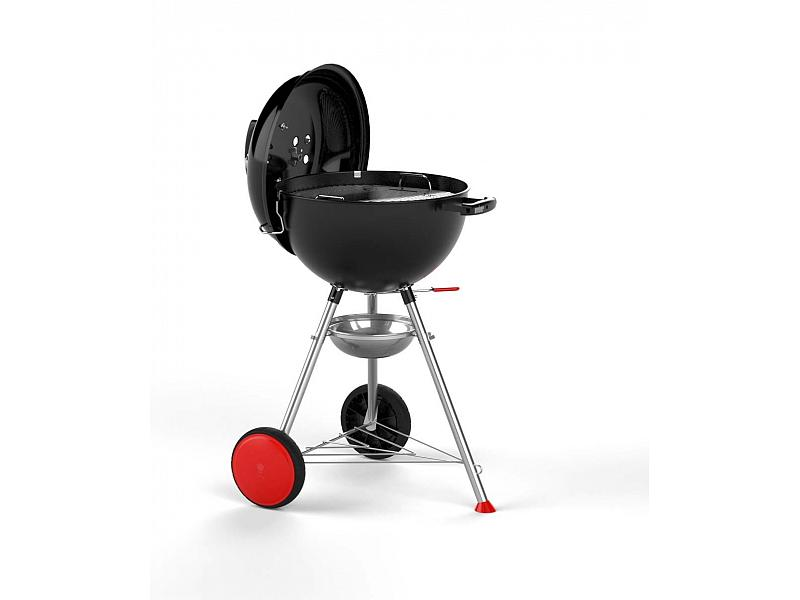 Weber barbecue original kettle plus gbs 47 cm weber - Weber kettle plus ...